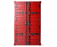 """Garage"" Metal Cabinet"
