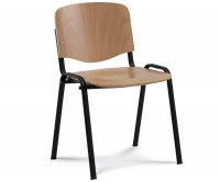 """""""Iso"""" Wooden Chair"""