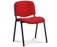 """""""Iso"""" Upholstered Chair"""