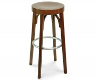 """""""Remo"""" Wooden Stool"""